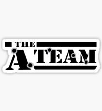 A-Team Sticker