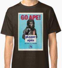 Go Ape  Classic T-Shirt