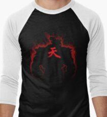 Akuma Men's Baseball ¾ T-Shirt