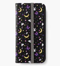 Sailor Moon iPhone Flip-Case/Hülle/Klebefolie