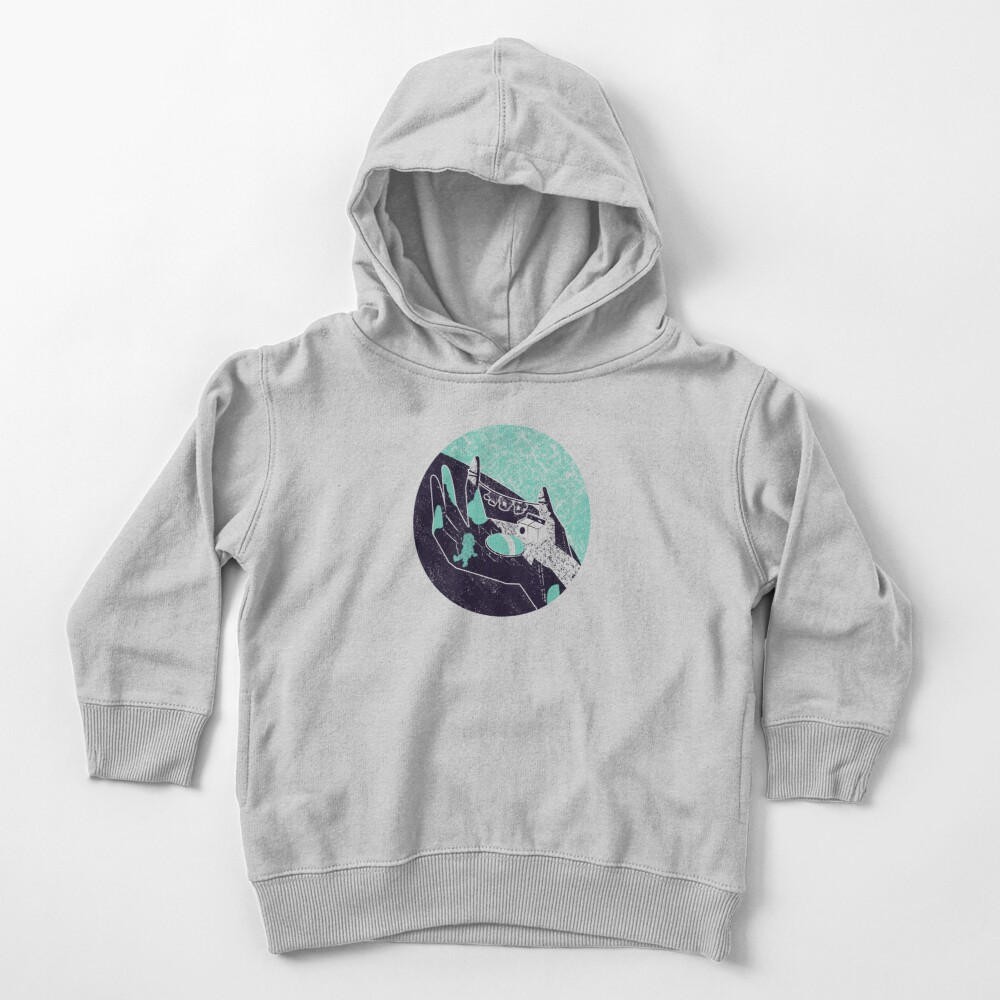 On the hand Toddler Pullover Hoodie