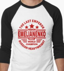 Fedor Emelianenko Men's Baseball ¾ T-Shirt