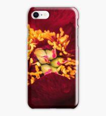 Tree Peony iPhone Case/Skin