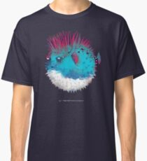 Camiseta clásica Pescado punk