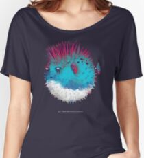 Punk Fish Women's Relaxed Fit T-Shirt