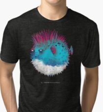 Punk Fish Tri-blend T-Shirt