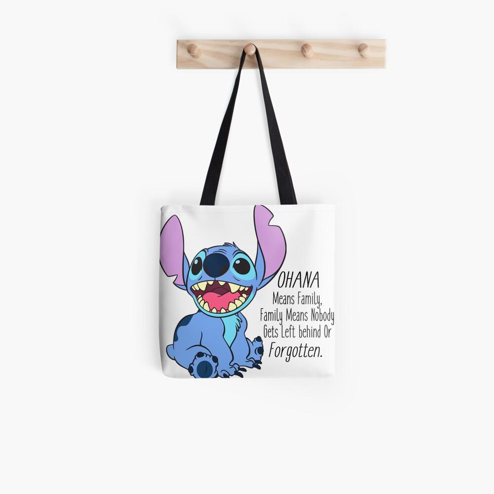 Lilo und Stitch Stofftasche