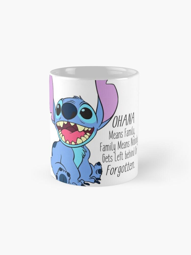 Alternative Ansicht von Lilo und Stitch Tasse
