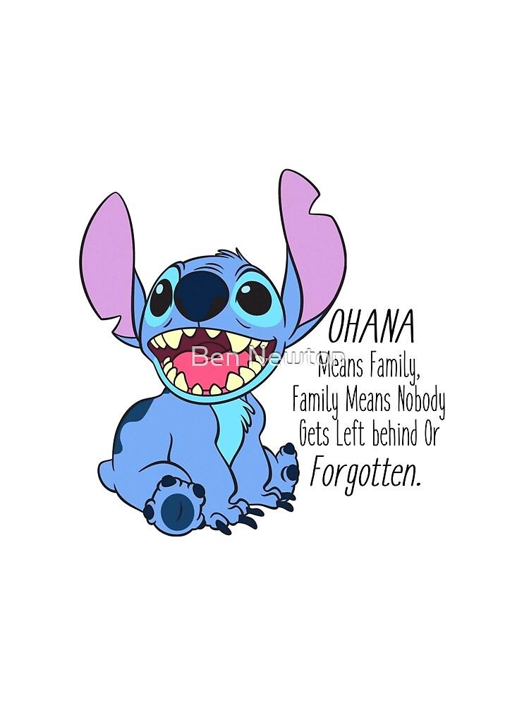 Lilo und Stitch von bennewton0013