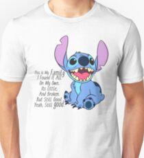 lilo and stitch Unisex T-Shirt