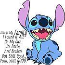 Lilo und Stitch von Ben Newton