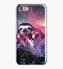 Sloth In Space iPhone Case/Skin