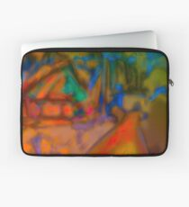 Colorful Abstract Art Laptop Skin Laptop Sleeve