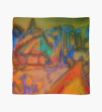 Colorful Abstract Art Laptop Skin Scarf