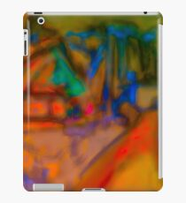 Colorful Abstract Art Laptop Skin iPad Case/Skin