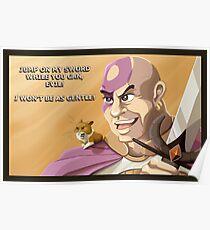 Baldur's Gate - Minsc and Boo Poster