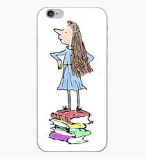 Matilda Musical Pose iPhone Case