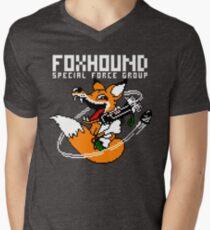 FOXHOUND PIXELART FOX WHITE T-Shirt