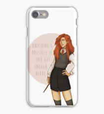 Ginny iPhone Case/Skin