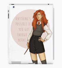 Ginny iPad Case/Skin