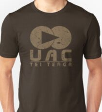 DOOM UAC Vintage Unisex T-Shirt