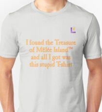MONKEY ISLAND TREASURE TROVE T-Shirt
