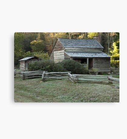 The Lawson Place Canvas Print