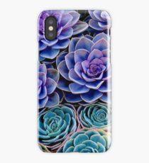 Purple Cacti iPhone Case/Skin