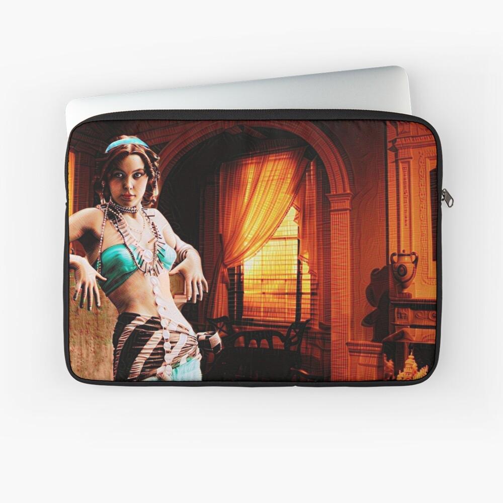 Vintage Glamour Laptoptasche