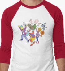 Doug Funnie & Friends Men's Baseball ¾ T-Shirt