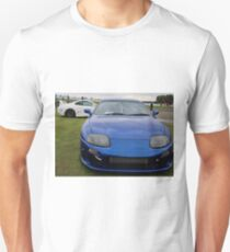 front and back - supra Unisex T-Shirt