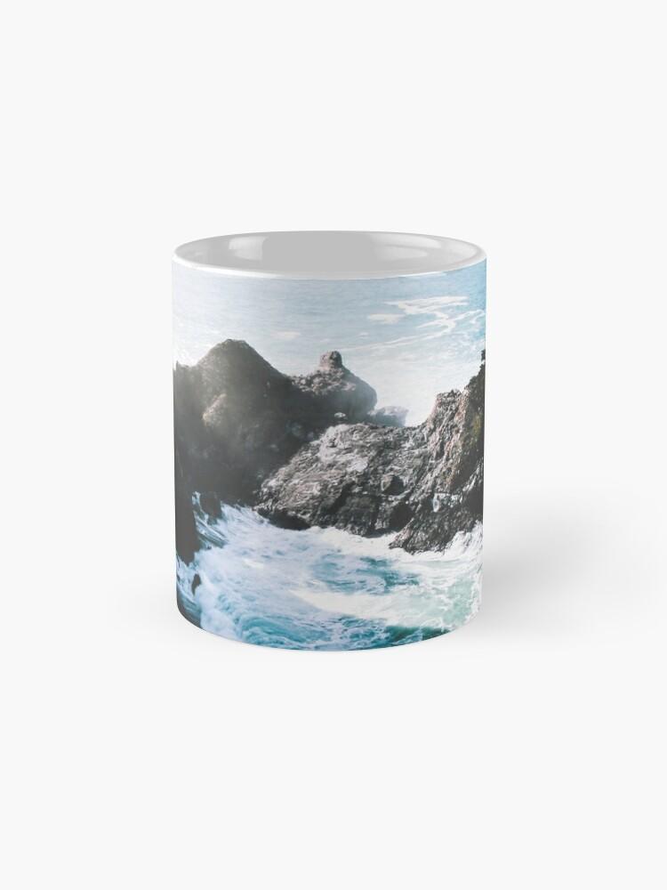 Alternate view of On The Edge Mug