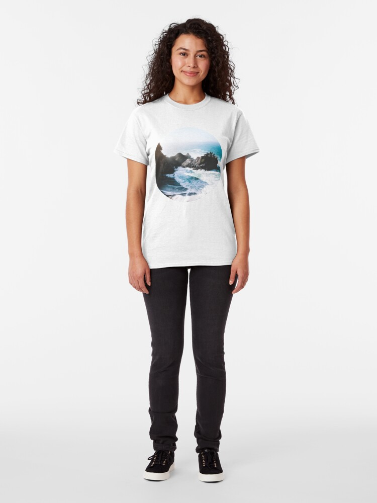 Alternate view of On The Edge Classic T-Shirt