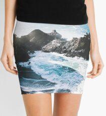 Minifalda En el borde