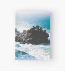 On The Edge Hardcover Journal