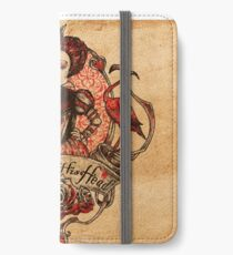 Off With His Head iPhone Wallet/Case/Skin