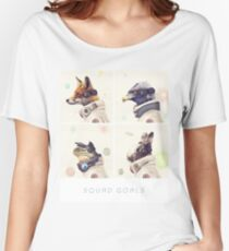 Star Team - Squad Goals Women's Relaxed Fit T-Shirt