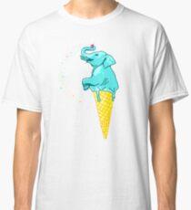 ice cream elephant Classic T-Shirt