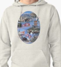 Greetings from Cape Town Pullover Hoodie