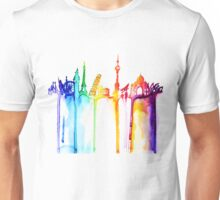 rainbow world Unisex T-Shirt