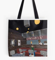 The Back Gallery Tote Bag