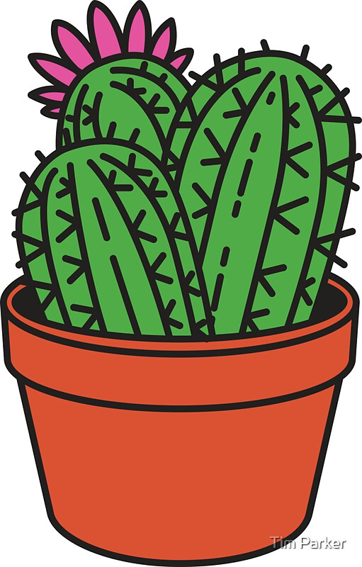 Cactus Stickers Redbubble