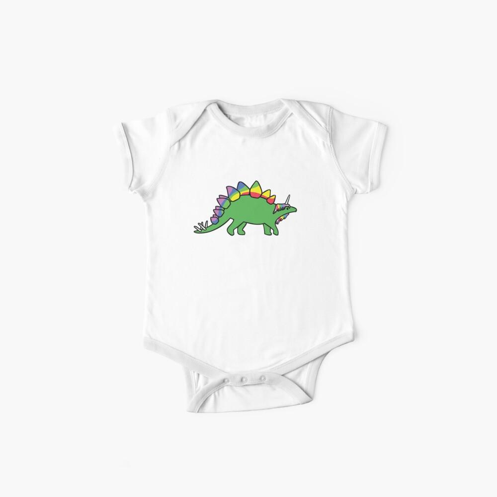 Stegocorn (Einhorn Stegosaurus) Baby Bodys