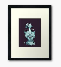 He Is The Spider [Alice Cooper] Framed Print