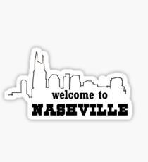 Welcome to....  Sticker