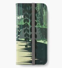 Midnight Marsh iPhone Wallet/Case/Skin