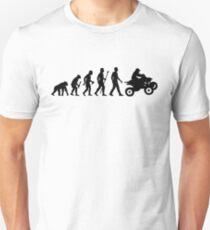 Quad Bike Evolution T-Shirt