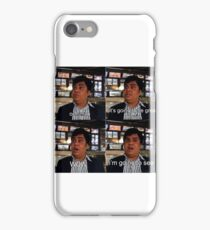 Review Movie World It's going to be great movie iPhone Case/Skin