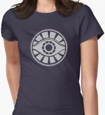 Meyerism Eye - The Path Light Women's Fitted T-Shirt
