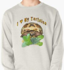 I love my tortoise Pullover